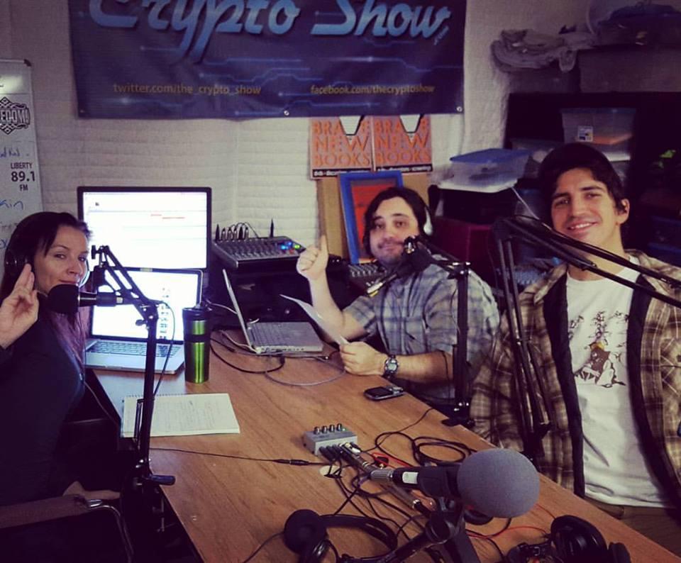 Be Brave Radio crew