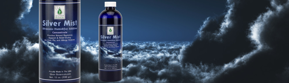 Silver Mist Humdifier Additive