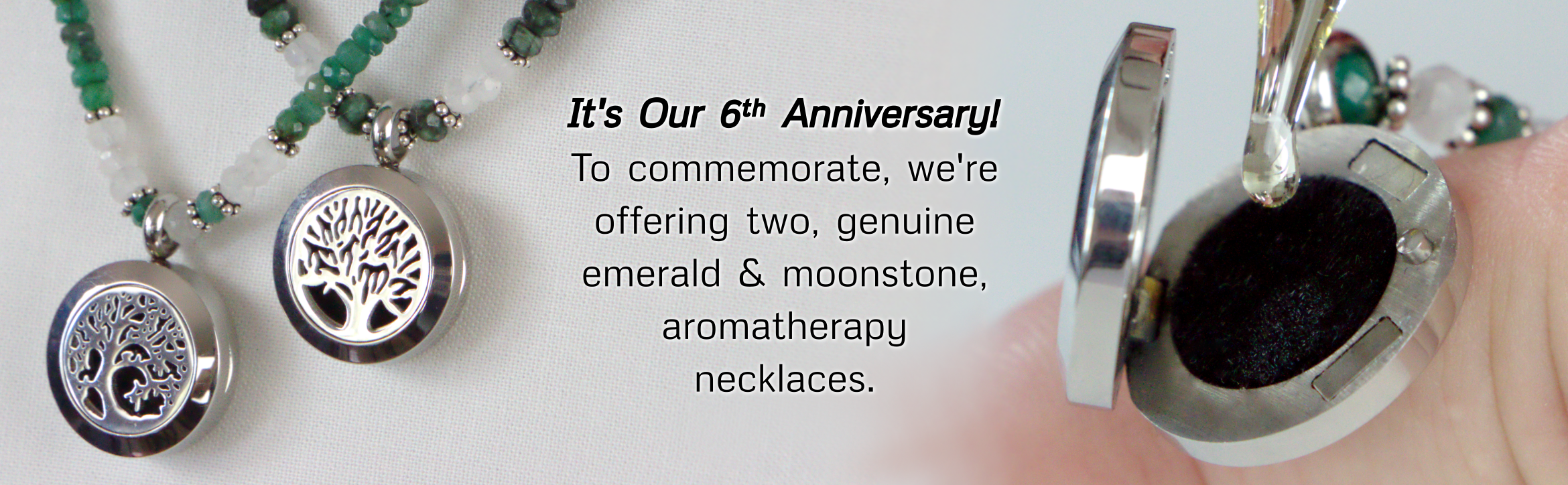 Silver Botanicals 6th Anniversary Special Offer